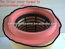 contact adhesive PU+MDI mixed adhesive for air filter