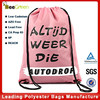 210D Polyester cheap Drawstring Backpack, wholesale drawstring bags
