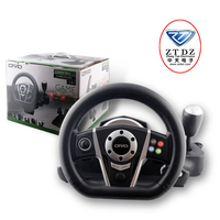 Wholesale Brand new steering wheel for xbox one/ps3/ps2/pc 3 in 1