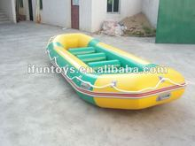 2012 Inflatable floating boat