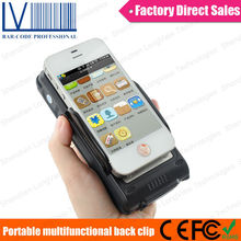 2014 NEW Mobile Phone Used Bluetooth Portable Magnetic Card Reader, 1D/2D/HF/UHF RFID