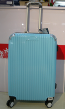 2015 fresh color ABS+PC Luggage