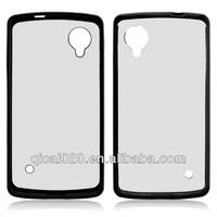 TPU+PC Case For LG Nexus 5