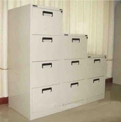 Direct Factory Anti-tilt Design Vertical 4 Drawer Steel File Cabinet