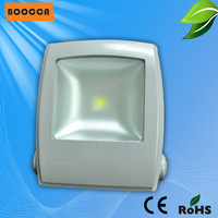Dimmable new rgb ul portable color changing outdoor 20w led flood light