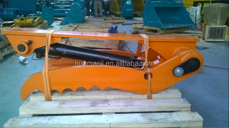 Used excavator thumbs mini excavator thumb backhoe thumb for sale
