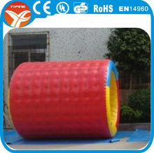 Funny inflatable boat rollers with free accessory