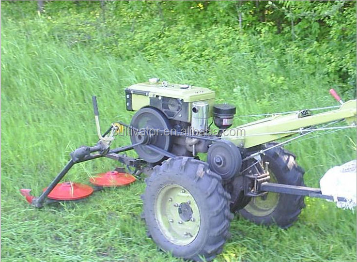 cut grass machine