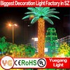 China supplier led rope light palm tree for holiday decoration led rope light palm tree