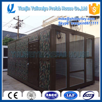 Cheap Container House also as prefab container office container house , can be folded