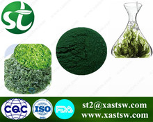 ISO Certificates pure Spirulina Extracts/High Quality Spirulina Extract