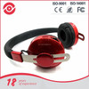 Factory direct sales 2015 Hottest wireless Mp3 sport bluetooth headphone for mobile