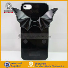 """for iphone 5"""" accessories, for iphone 5 angel wing case"""