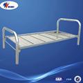 moderna de metal super cama individual