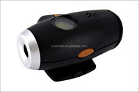 body wear video camera High-Definition Helmet IR LED Action Camera with 360 degrees rotation DV-HC2
