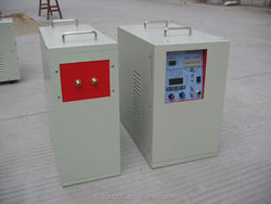 15KW Induction Heating Water Metal Piece Hardening And Quenching