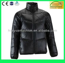 Promotional men down jacket,custom made down coat - 6 Years Alibaba Experience