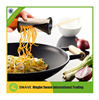 Hot New Products For 2015 As Seen On TV Stainless Steel Spirelli Spiral Slicer Spiral Vegetable Slicer