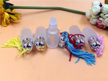 2015 hot sale clear olive oil plastic bottles round bottle for sale