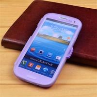 For Cell Phone Accessories,Solid Color TPU Case For Samsung Galaxy S3 i9300