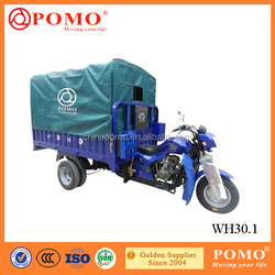 South America Hot Sale Strong Heavy Load 300CC Water Cooled Cargo Four Wheel Motorcycle For Sale