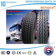 todo pneu radial de aço sem câmara de ar de caminhão 395 / 85R20 275 / 70r17.5
