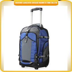 hot sale trolley luggage, fashion luggage, nylon luggage set