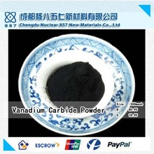 Quality guaranteed carbide vanadium powder with high purity