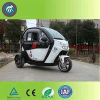 solar power electric tricycle for 2 person