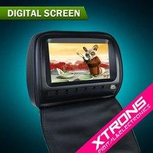 """HD905 : Xtrons 2 x 9"""" Headrest Car DVD"""