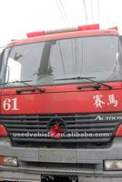 MERCEDES-BENZ FIRE TRUCK fire fighting truck