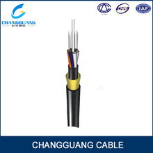 high quality Kevlar Strength Member All Dielectric Self-supporting Aerial Outdoor ADSS Fiber Optic Cable short deliver time