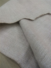 100% linen fabric heavy pure linen fabric for upholstery