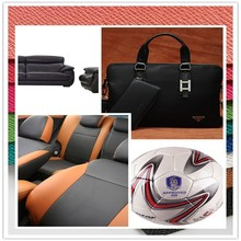 Faux pvc leather for car seat