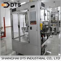 DTS Automatic cold glue labeling machine for milk production line