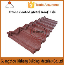Weight bear stone coated roof sheet sheet for roofing covering