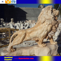 The best marble lion statue for sale