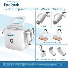 Ударная волна жира растворения радиоволн терапия машина - LipoShock