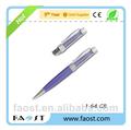 Capacidad distinta producto Unidad flash USB de swarovski pluma Precio