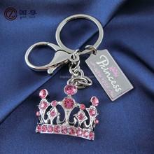 Elegant Rhinestone Bling crown Keychains / key chain Series! Great For Gift!