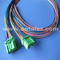 Automobile car diagnostic cable obd BYD extension cable with molex