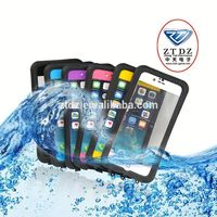 2015 IPEGA PG-I6001 redpepper waterproof case for iphone 5
