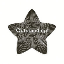 Hot sale Outstanding White Pulsating lines, Black Stickers transparent sticker