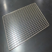 Stainless Steel Wave Netting Barbecue Wire Mesh Factory (Made in China)
