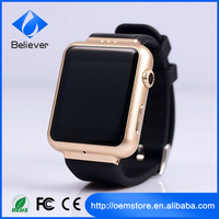 Factory direct sale KHX-K8 Smart Watch Bluetooth WIFI FM for Android phone wrist smart watch