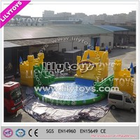 New product trampoline park 2015/water sport/inflatable water park toy China wholesale