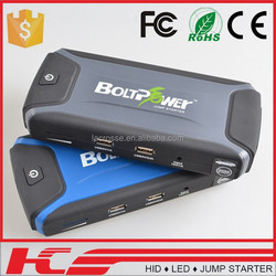 Car Battery Booster 12000mah Power Supply And Jump Start Cars
