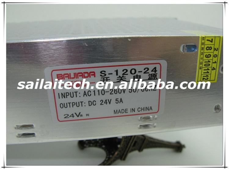 750 printer power supply 24v 5a