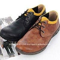 ssd01104 mans wool blend oxford sneakers