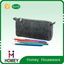 Hot Sales Vanity Low Price Cosmetic Plastic Pencil Case With Zipper